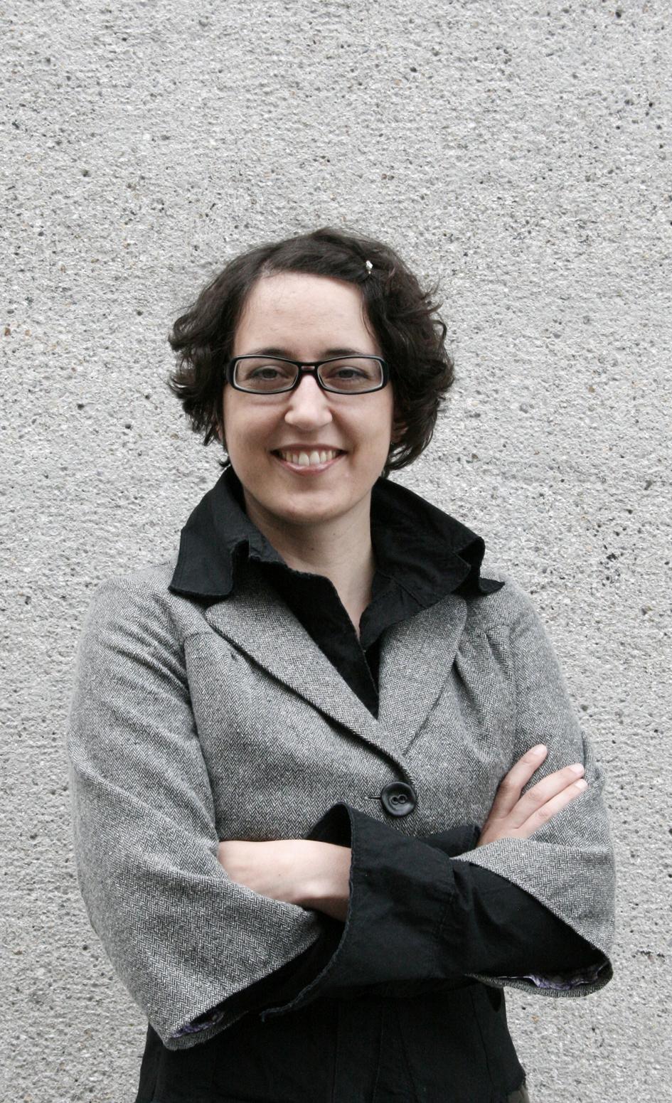 Prof. Dr. Anna-Maria Meister. Foto: Diana Friedrich